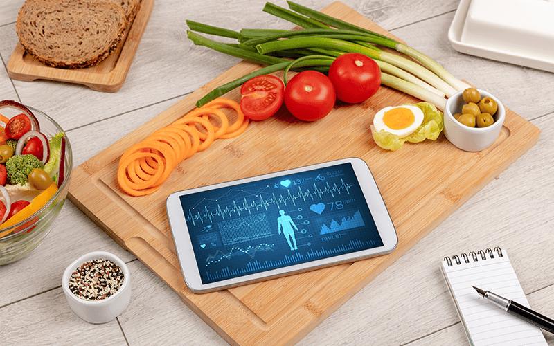 Vegg'up, l'appli qui vous aide à devenir végétarien